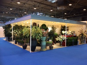Replica Landscapes at The NEC
